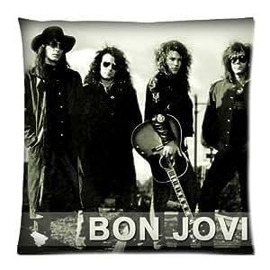 Amazon Com Peach Skin Diy Pillow Cases Cover Jon Bon Jovi