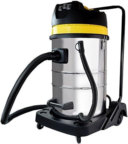 MODERN LIFE Aspiradora Industrial 80 litros de Agua y Polvo ...
