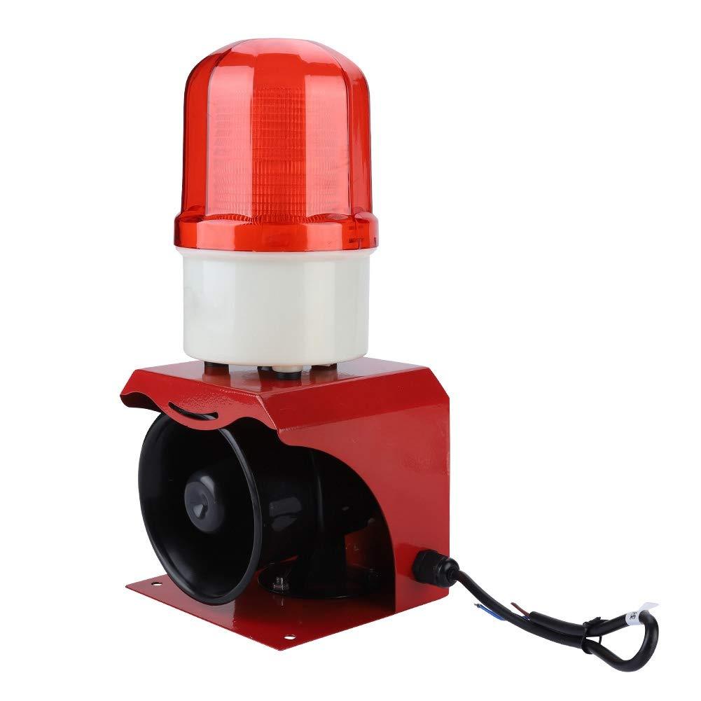ずっと気になってた サイレンホーン 12-24V産業用サウンド/赤点滅警告アラーム プログラマブルリモコンサイレンアラーム   B07QM8K2MT, 共榮水産 8bd3c7c6