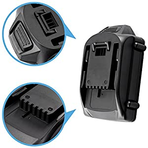 Energup WA3525 2 Pack 20v 2.0Ah Replacement Lithium Battery for Cordless Power Tools Series WG151s, WG155s, WG251s, WG255s, WG540s, WG545s, WG890, WG891