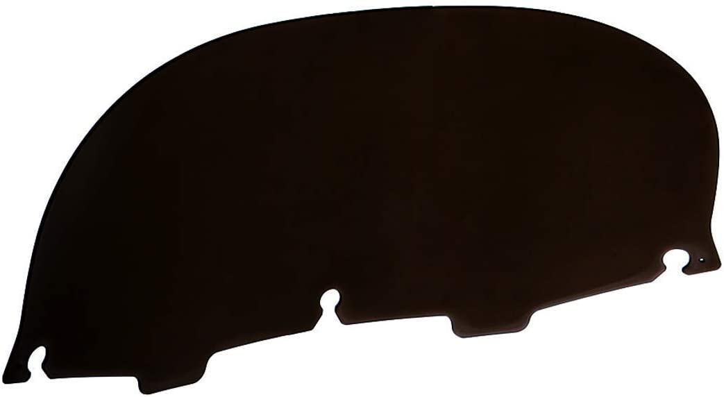 "Black PBYMT Windshield 8/"" Windscreen Compatible for Harley Touring Street Electra Glide 1996-2013"