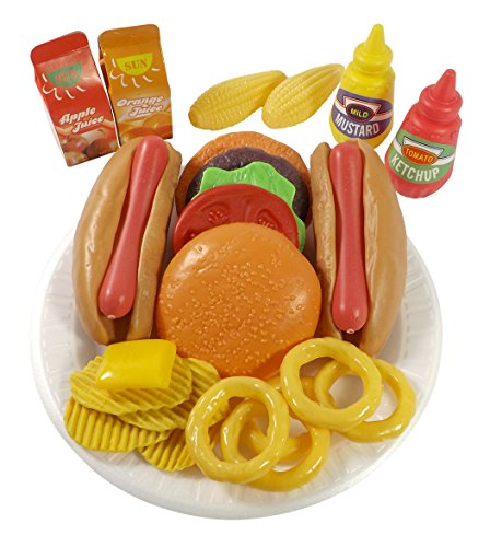 Burger & Hot Dog Fast Food