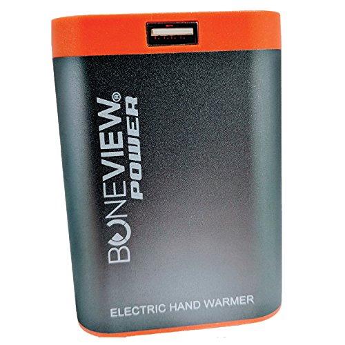 BoneView Hueso Vista bv-4001Bolsillo Calentador Plus Fuente de alimentación Negro