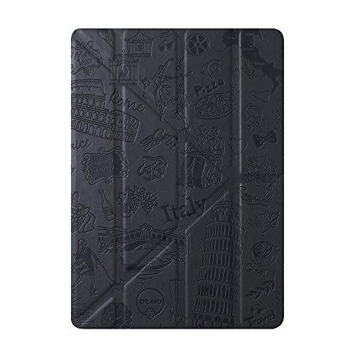 iPad Pro 9.7 Case - OZAKI Ocoat Travel 360° Multi-Angle S...