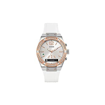132d55a2d2 Montre GUESS CONNECT femme C0002M2: Guess: Amazon.fr: Montres