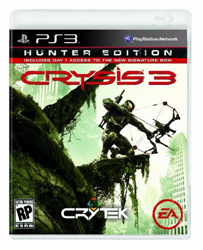 Crysis 3 - Hunter Edition (PlayStation 3)