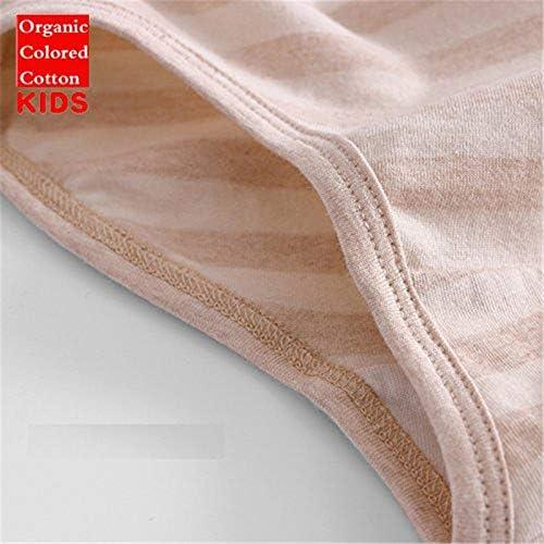 Babyhood 100/% Organic Cotton Baby Girls Underwear Toddler Undies Kids Short Briefs Children Underpants 3 Pack