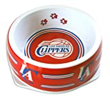 Sporty K9 NBA Los Angeles Clippers Pet Bowl, Small