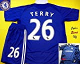 Chelsea England Soccer Jersey TERRY Adult Size XLarge