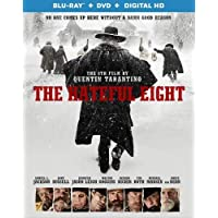 Deals on The Hateful Eight Blu-ray