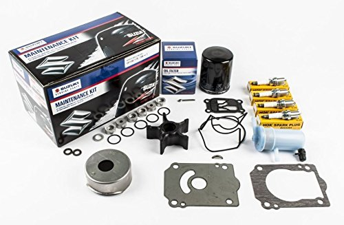 Tune Outboard (Suzuki 17400-96821 Outboard Maintenance Kit for DF150/175/150SS (06-Up) OEM)