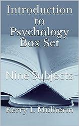 Introduction to Psychology Box Set: Nine Subjects