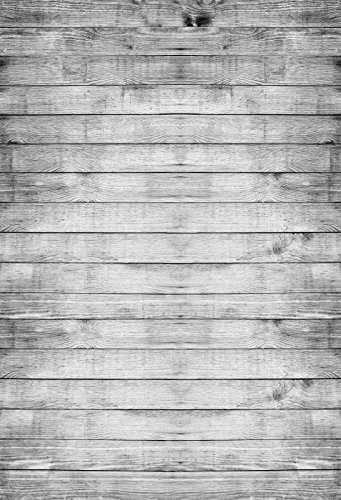 Yeele 5x7ft Gray Wood Backdrop Vintage Wooden Floor Rustic Plank Texture Design Board Wall Home Photography Background Adult Kid Baby Party Portrait Photo Booth Video Shoot Studio Props