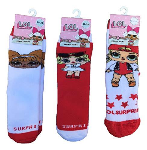 Lol Surprise – Calcetines – para niña