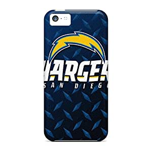 High Quality Phone Case For Iphone 5c With Provide Private Custom Fashion San Diego Chargers Pattern RitaSokul