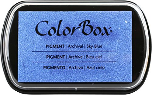 ColorBox Classic Pigment Sky Blue Inkpad