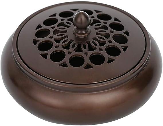 芳香器・アロマバーナー 純銅香炉のために家庭用香炉アンティーク白檀炉茶道屋内沈香香炉 アロマバーナー芳香器