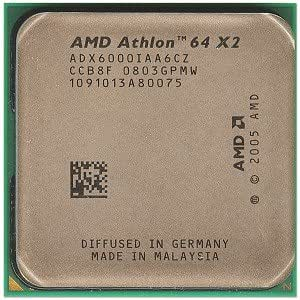 ADX6000IAA6CZ - Amd Athlon64 X2 6000 3Ghz 2Mb Am2