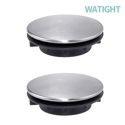 Amazon.com: WATIGHT - Tapa para agujero de fregadero de ...