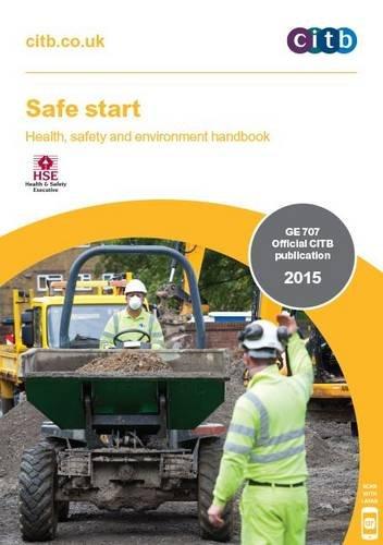 Read Online Safe Start: GE 707/15: Health, Safety and Environment Handbook pdf