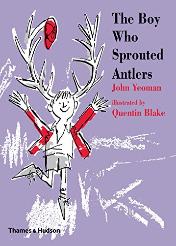 (The Boy Who Sprouted Antlers)