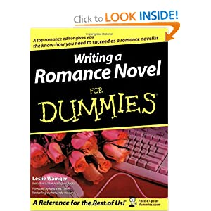 Writing a Romance Novel For Dummies Leslie Wainger
