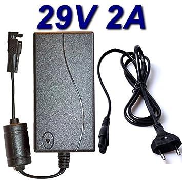 Adaptateur Secteur Alimentation Chargeur 29V pour