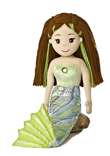 """Aurora World Sabrina Mermaid 18"""" Plush, used for sale  Delivered anywhere in USA"""