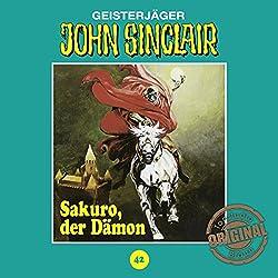 Sakuro, der Dämon (John Sinclair - Tonstudio Braun Klassiker 42)
