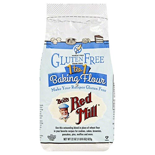 Bobs Red Mill Flour Gf Baking 1 To 1 22oz (1lb 6oz)