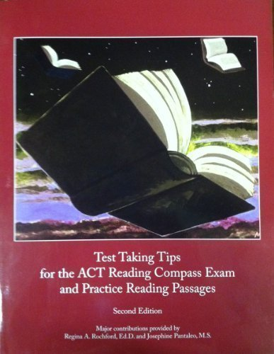 Test Taking Tips for the ACT Reading Compass Exam and Practice ...