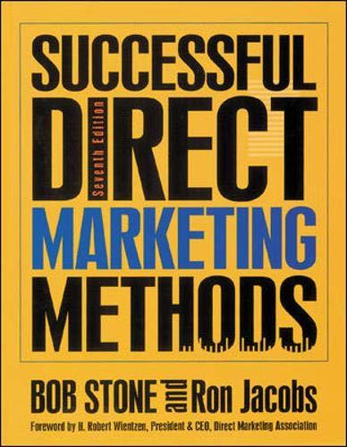 Successful Direct Marketing Methods, Seventh Edition: Amazon ...
