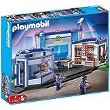 Playmobil - 4264 - Jeu de construction - Commissariat de police