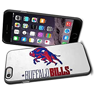 diy zhengAmerican Football NFL BUFFALO BILLS Logo, Cool Ipod Touch 5 5th Case Cover Collector iPhone TPU Rubber Case Black