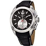 Alpina Men's AL353BS4RC6 Analog Display Swiss Quartz Black Watch