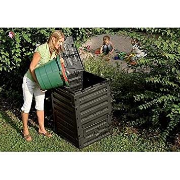 Compostador Eco-Master 450L: Amazon.es: Jardín