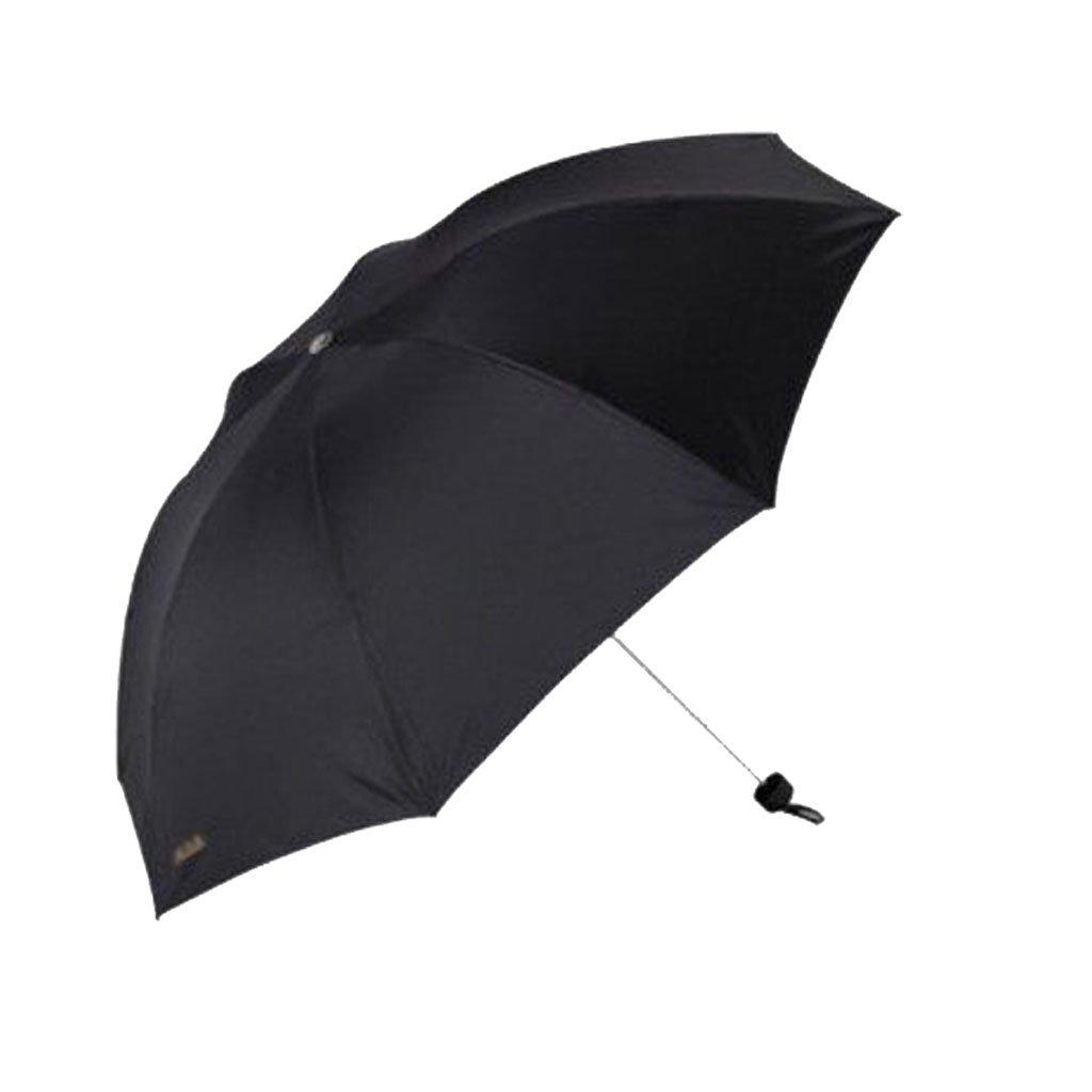 GCC Sombrilla, sombrilla individual Sombrilla para lluvia y lluvia para mujer Sombrilla plegable para hombre con tres paraguas (Color : 7#): Amazon.es: ...