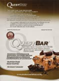 Best Protein Bars - Quest Nutrition Protein Bar Chocolate Chip Cookie Dough Review