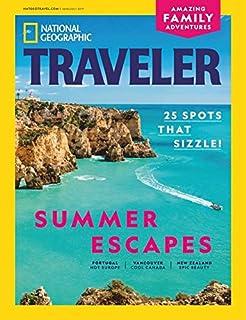 National Geographic Traveler (B00007AZWJ) | Amazon Products