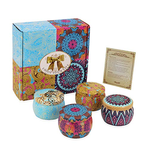 aroma therapy candle sets - 3