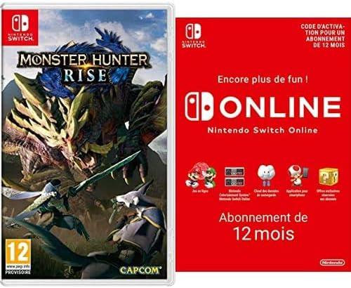 Monster Hunter Rise (Nintendo Switch) - Actualités des Jeux Videos