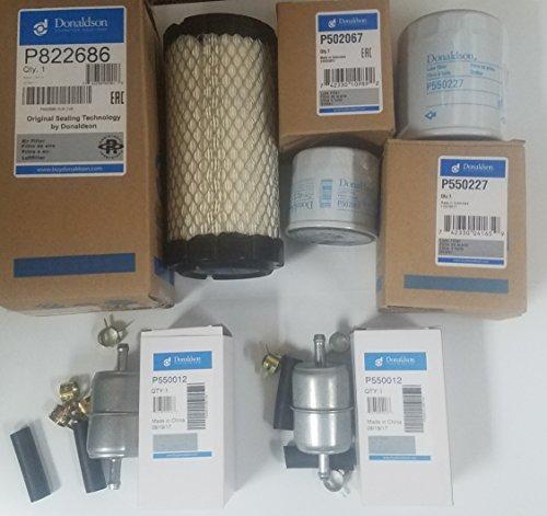 kubota bx fuel filter - 2