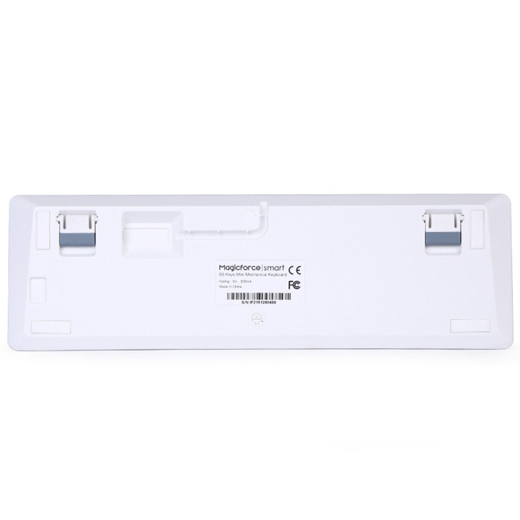 mechanical keyboard wired keyboard blue switch 68 keys mini design 60 gaming 689995882848 ebay. Black Bedroom Furniture Sets. Home Design Ideas