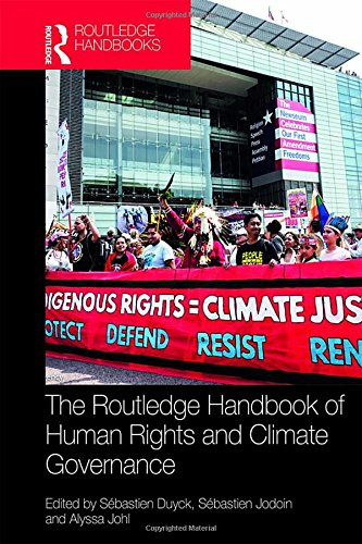 Routledge Handbook of Human Rights and Climate Governance (Routledge International Handbooks) ()
