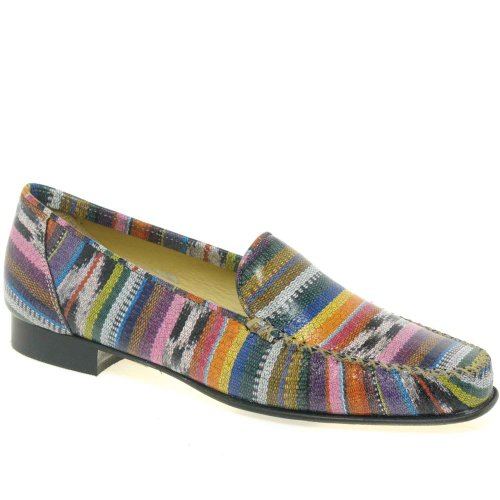Charles Mocassins Ladies Clinkard Colour Multi 40 Jazz Eu Décontractés tU6Urxw
