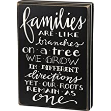 Primitives by Kathy Box Sign, Families Are