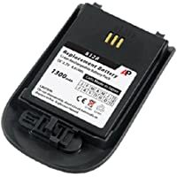 Artisan Power Replacement Battery for Alcatel/Lucent OmniTouch 8118 and 8128 Phones. 1300 mAh
