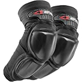 EVS Burly Adult Street Motorcycle Elbow Guard - Black/Large - Pair