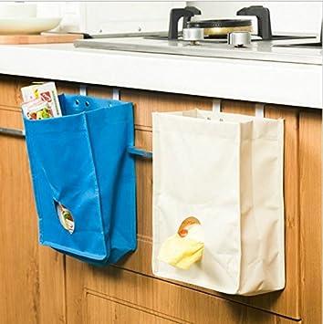Xshuai Hängende Design Küche Schrank Müll Multi Gebraucht Hängende  Aufbewahrungsbeutel Startseite Badhalter Organizer (230 X