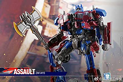 Transformer toy Dr.Wu DW Plastic suitcase model,In stock NEW in stock